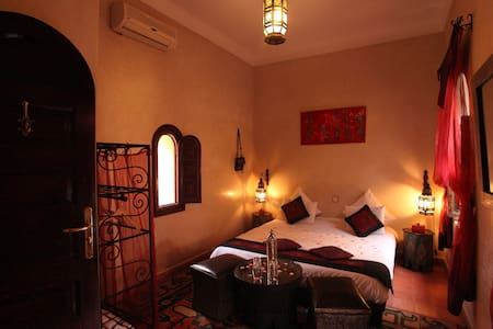 grably/chambre aghmat - Marrakesh - Bed & Breakfast