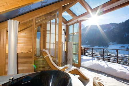 Peaceful Loft in Ortisei Valley. - Ortisei