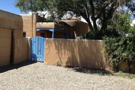 Historic Taos Adobe Vacation Home