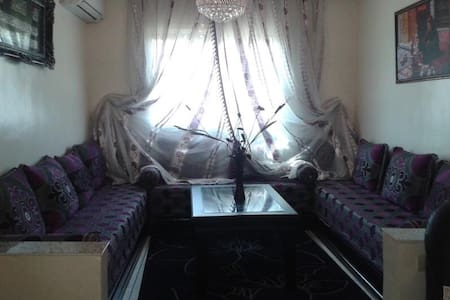 Appartment near Casablanca airport - Lejlighed