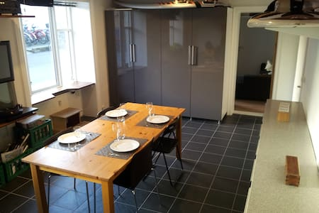 Large and cheap apartment