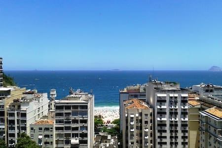 Private Single Room - Rio de Janeiro - Bed & Breakfast
