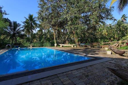 Serene Villa Madampella - Akaragama - Willa