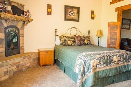 Mountain Inn: 1 BR Condo - Afton Wy - Afton - Wohnung