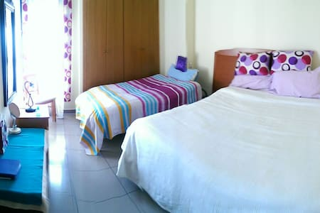 Triple room ,near Uni Politécnica - Alboraia - Bed & Breakfast