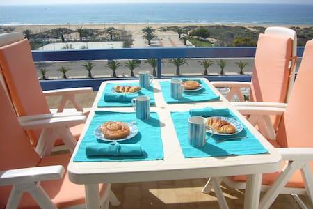 Excellent beachfront apartment - Apartment