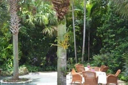 Tropical Oasis in upscale area - Miami