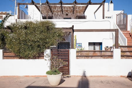 Apartment in Cabo de Gata. WIFI - House