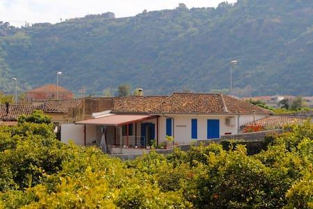 U PISCATURI traditional welcome - Maison