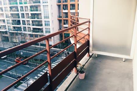 a comfortable place - Courbevoie - Apartamento