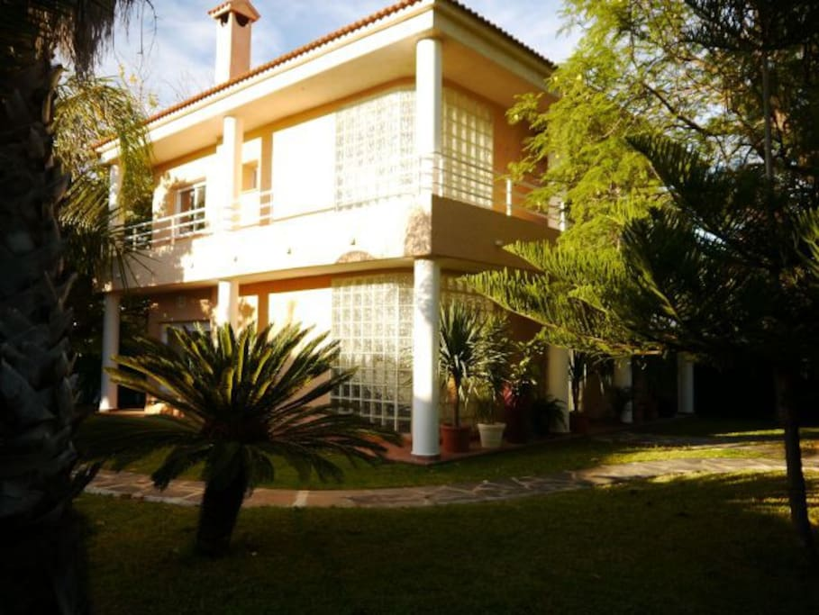 The house / La casa