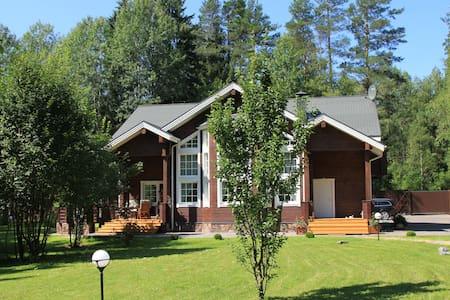 Дом 400 кв.м на участке 7000 кв.м - Haus