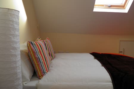 Spaciuos Double Bedroom with Ensuite Bathroom - London