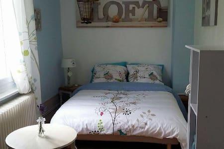 Chambre bleue... - Talo