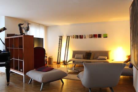 Very spacious apartment in Geneva! - Geneva - Apartment