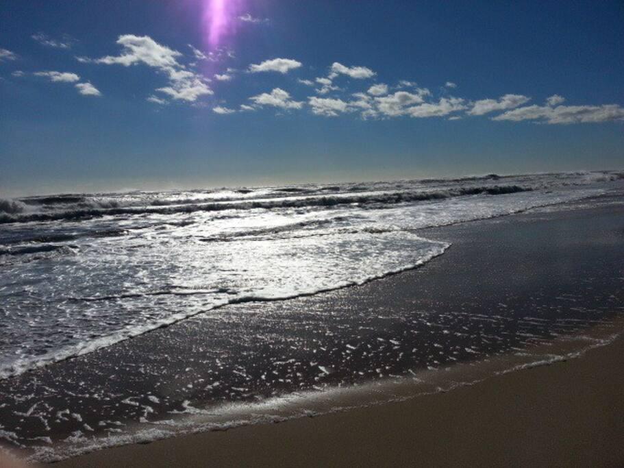 2 Mile Hollow Beach 7 miles away