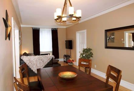 2 BDRM Spacious Apt Ideally Located - Apartment