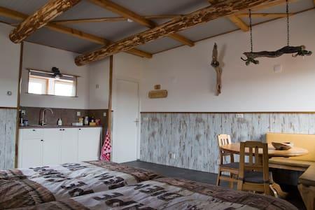 Heerlijk dromen in blokhut sfeer - Társasház