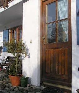 Gemütliches Gästezimmer mit Garten - Weißensberg - House