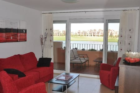 APPARTEMENT DANS GOLF MAR MENOR II - San Javier
