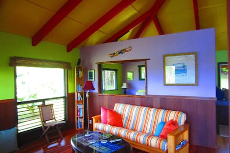 Secluded Eco friendly Cottage  - kapaau - House