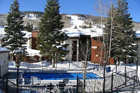 "Cozy 1BR/LBSB parking Included ""Timeshare"" week 4 - Vail - Apartment"