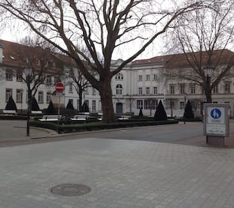 Innenstadt Balkon Tiefgarage Lift - Göttingen - Apartamento