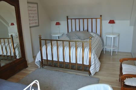 Chambre d'hôtes près Vannes - Questembert - Bed & Breakfast