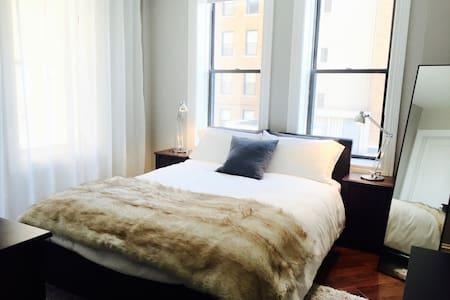 Clean + Modern in Uptown - Chicago - Apartment