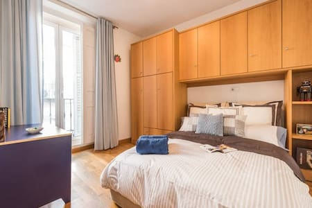 DOUBLE BED IN MADRID CENTER - Madrid - Apartment