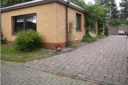 Ferienhaus nahe Hamburg - Geesthacht - Ev