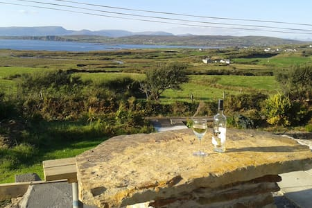 Cappa House B&B in Beara - Eyeries