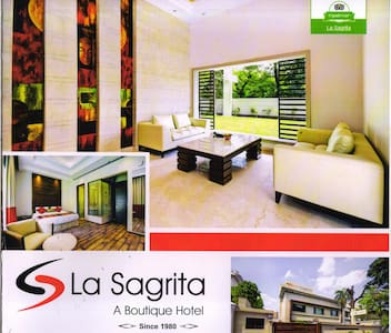 La Sagrita  - Beautiful Classy Boutique Hotel - Bed & Breakfast
