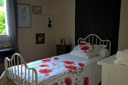 chambre de ma fille - Luynes - House
