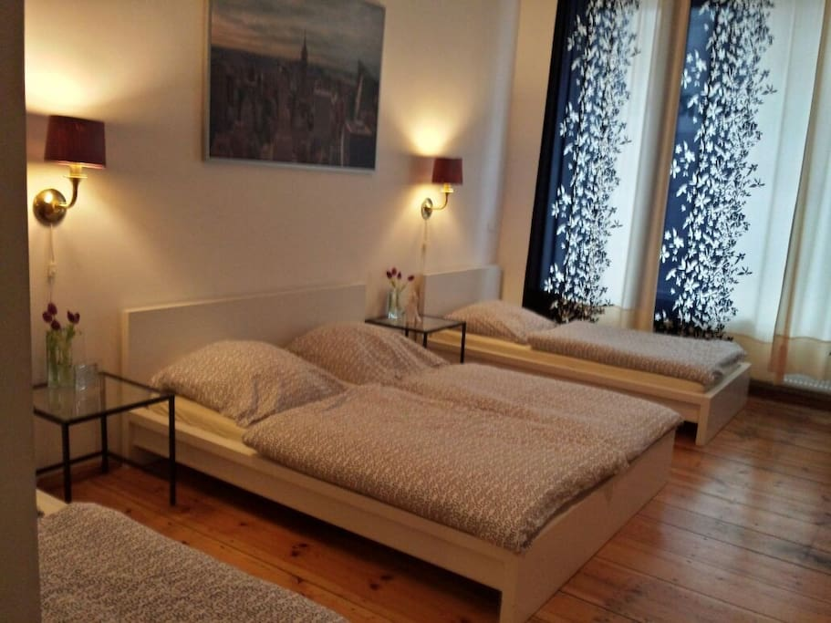 ! Nice Apartment Central ☞ for you!