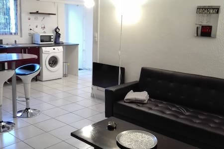 F2 Châteaugay  entre Clermont-Fd, Riom et Volvic - Appartement