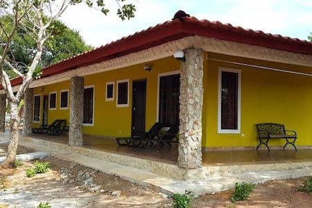 La Casa de Thurys - Kisház