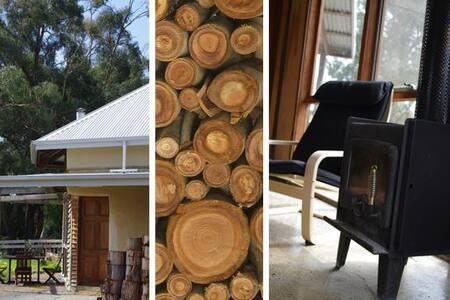 Forrest Strawbale Cottage - Forrest - Rumah Tanah