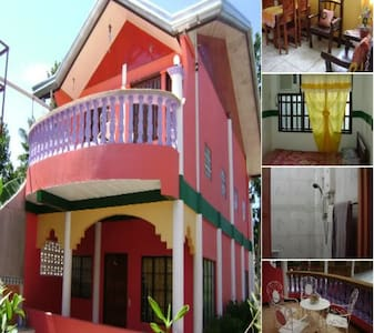 Vacation House in Moalboal Cebu - Moalboal - Appartamento