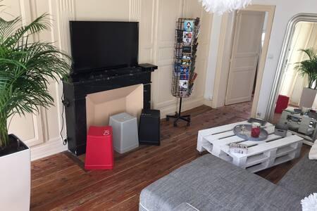 Bel appartement - hyper centre de Saumur - Apartment