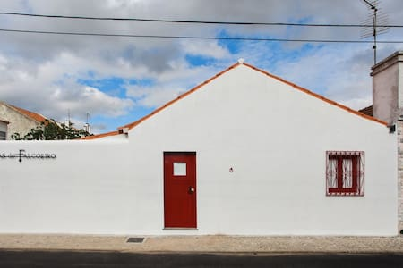Casas do Falcoeiro-Casa Vala Real - Salvaterra de Magos - Radhus