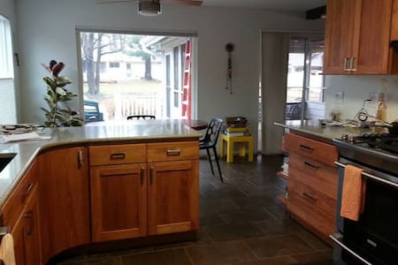 Roomy double with kitchenette - Saint Louis - Dom