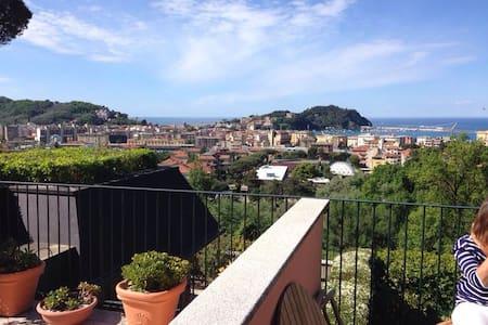Villetta vista mare - Sestri Levante - Villa
