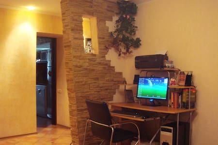 Квартира на Евро 2012 Донецк - 顿涅茨克
