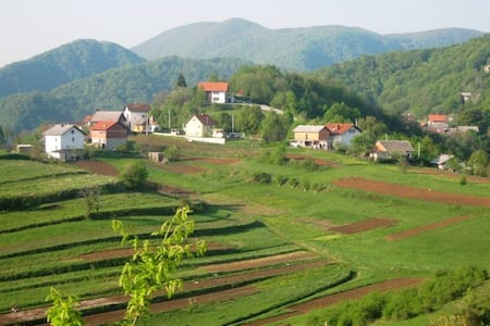 Vacation in Samobor countryside 3 - Bed & Breakfast