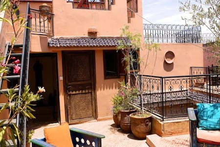 Best place to stay in Marrakech - Bed & Breakfast