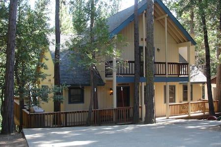 Friends Lodge in Yosemite NP 2303sf - Talo