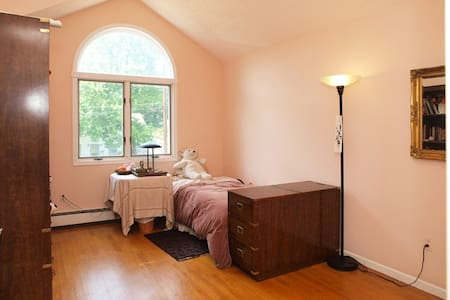 Clean Upscale Twin bed Rm, 12 miles fm NYC - Σπίτι