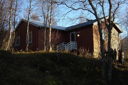 Holmen campground - Finnsnes