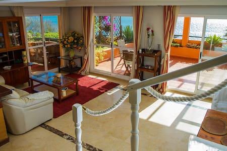 Casa Bonita.First coastline - Villa